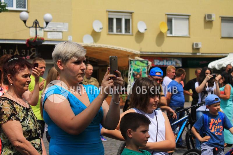 У Мукачеві відбулося свято духовної музики.ФОТО