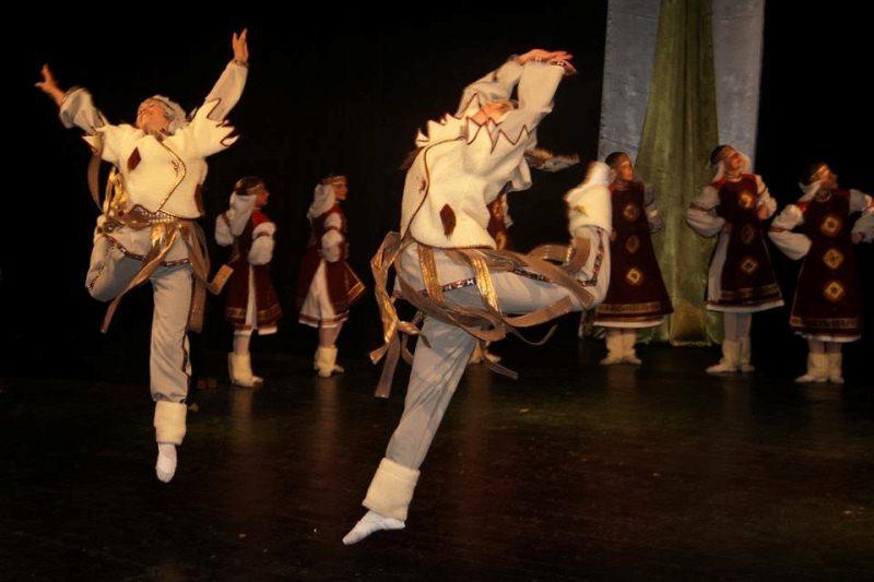 У Мукачеві відбувся творчий звіт мистецьких закладів міста. ФОТО