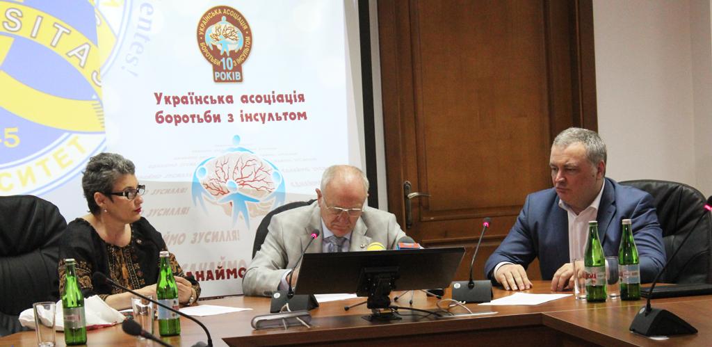 В Ужгороді зустрілися провідні неврологи та нейрохірурги зі всієї України. ФОТО