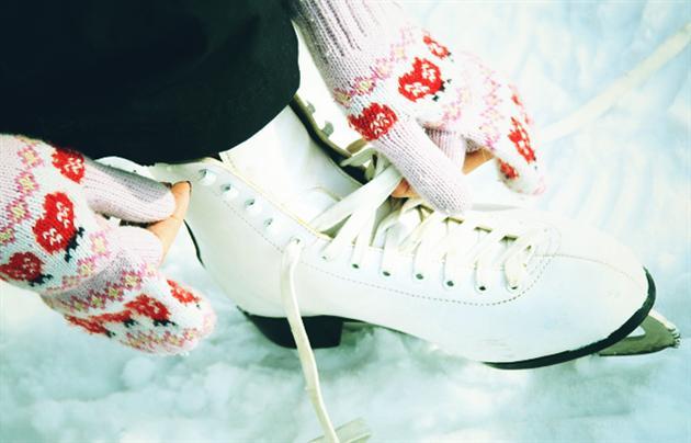 Зимова ковзанка – розвага для тіла і душі