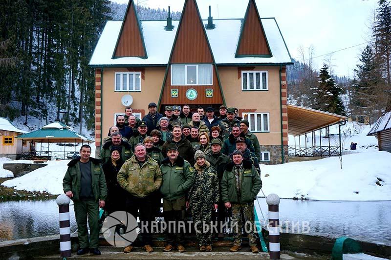 Як відзвітувалися лісівники Тячівщини