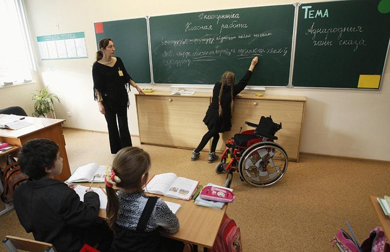 Інклюзивна освіта на Закарпатті – право на навчання і розвиток дітей з обмеженими можливостями
