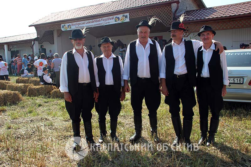 Фестиваль леквару на Берегівщині скликав гостей
