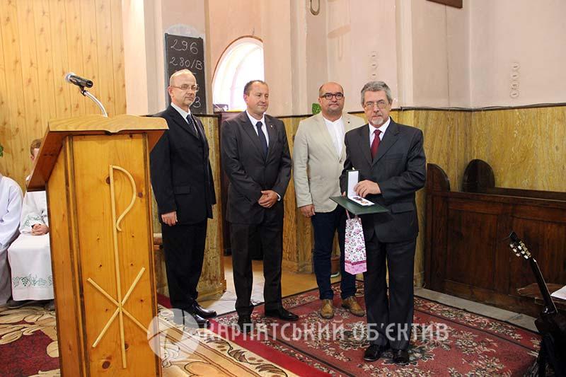 Відзначення Дня Святого Іштвана – гарна традиція закарпатських угорців