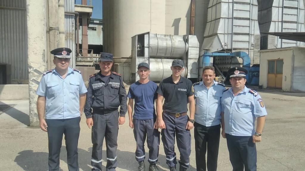 Рятувальники Закарпаття стали учасниками міжнародних змагань в Румунії