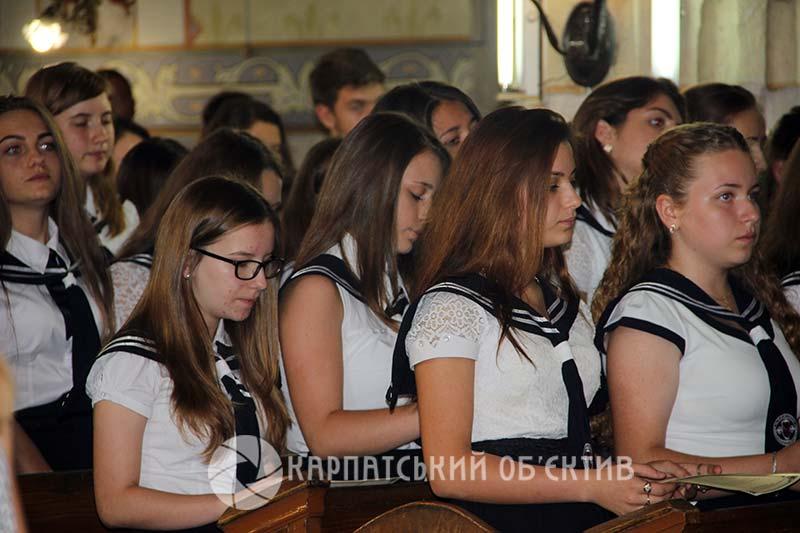Коледж Закарпатського угорського інституту ім. Ференца Ракоці ІІ розпочав навчальний рік у новій локації