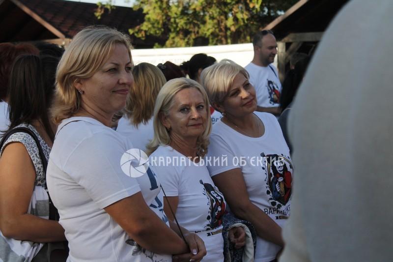 Найхмільніший фестиваль року «Варишське пиво» стартував у Мукачеві