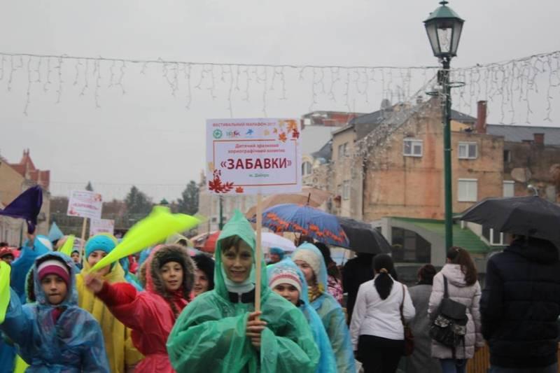 В Ужгороді стартував Міжнародний фестиваль-конкурс дитячої та юнацької  хореографії «ПАДІЮН-ЕВРО-ДАНС – 2017» 82ee38f78e9d5