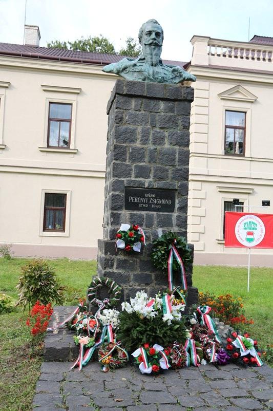 У Виноградові вшанували 168-му річницю Угорської революції 1848–1849 років. ФОТО, ВІДЕО