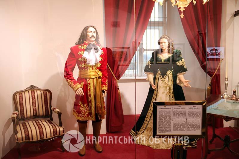 В Ужгородському замку відкрили нову сучасну виставку про історію Закарпаття