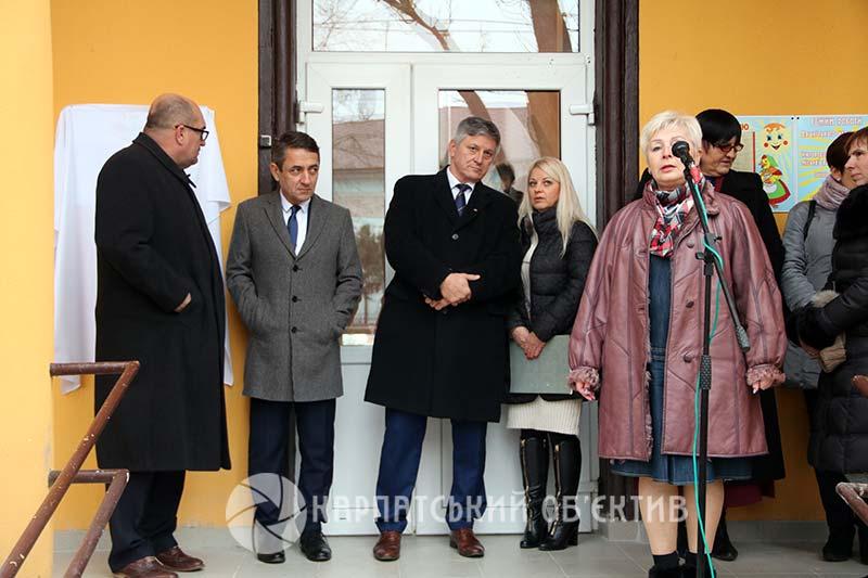 За підтримки уряду Угорщини в Ужгороді оновлено дитячий садочок