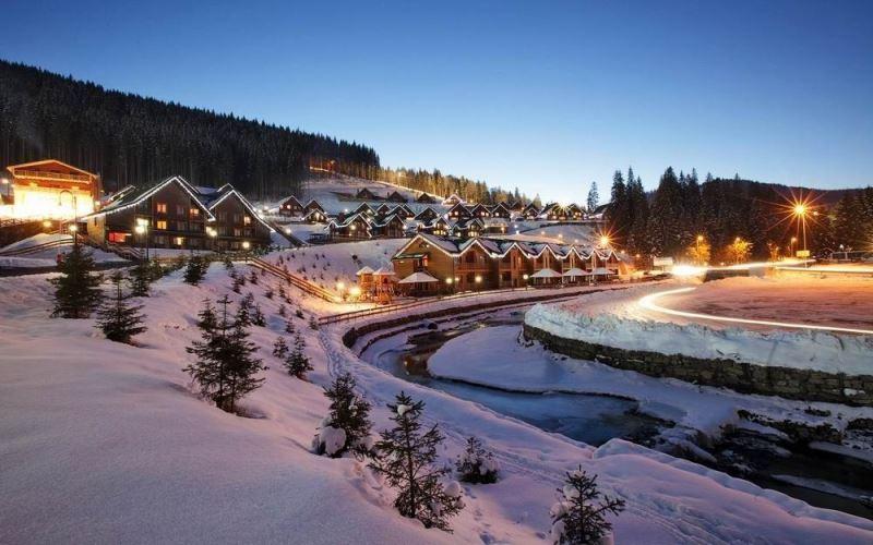 Зимовий відпочинок закарпатців: куди і за скільки