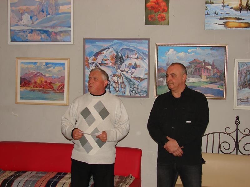 У Хусті підбили мистецькі підсумки звітною виставкою «Митця Верховини»
