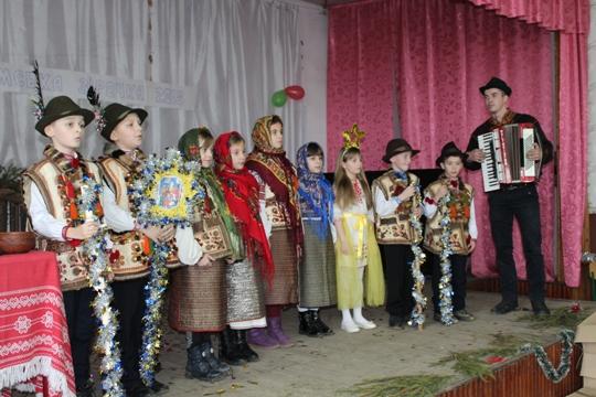 На Рахівщині відбувся фестиваль колядок «Вифлеємська зірочка-2018»