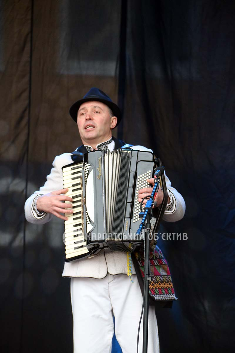 В Ужгороді стартував міжнародний гастрономічний фестиваль «Василля»