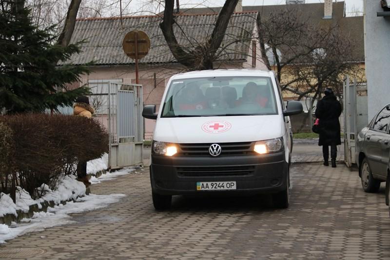 Закарпаття отримало від Угорщини вісім тисяч доз вакцини від кору