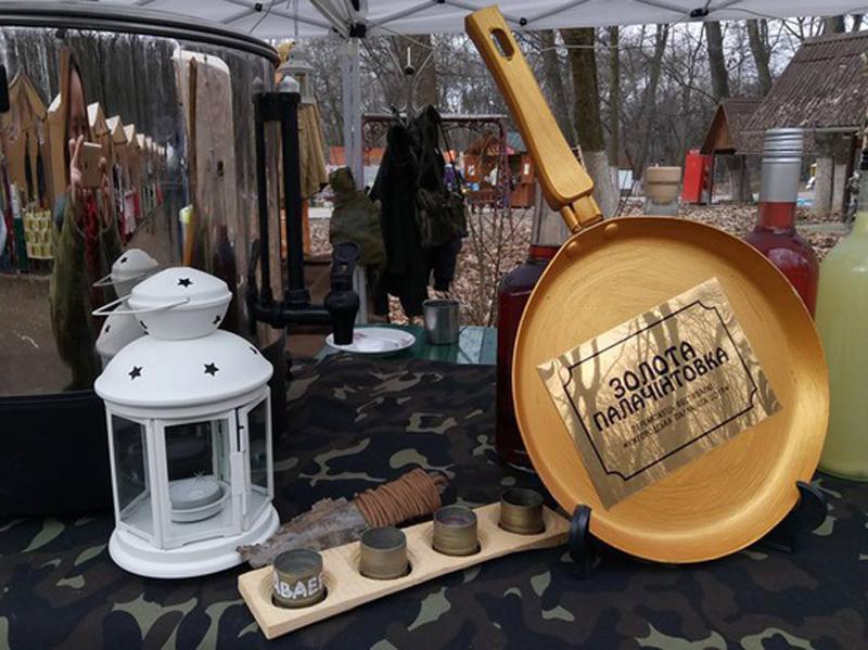 «Золоту палачінотовку» за млинці з шовдарьом: в Ужгороді триває грандіозний гастрономічний фест
