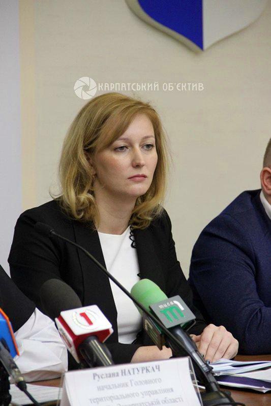 Управління юстиції у Закарпатській області прозвітувало про результати роботи за рік та презентувало масштабний проект «Я маю право!»