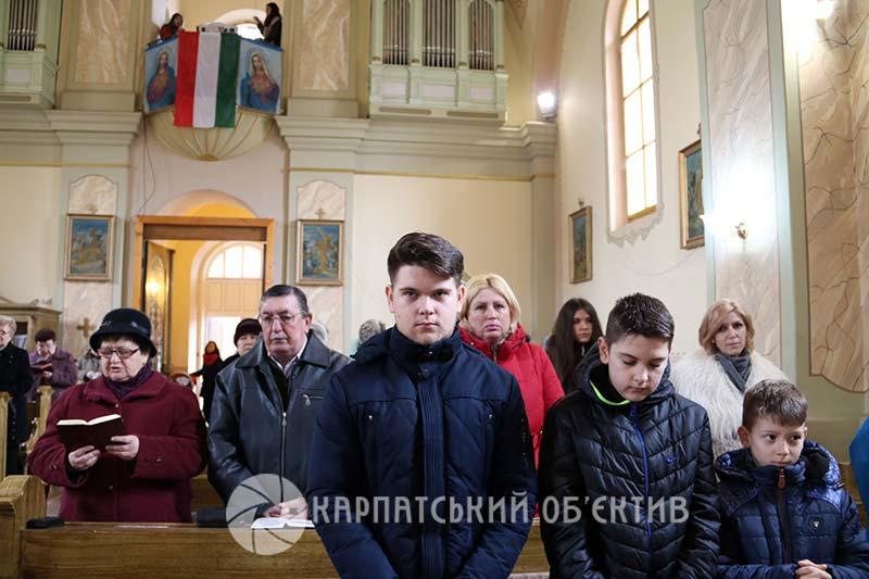 У римо-католицькій церкві Чопа відтепер звучатиме орган