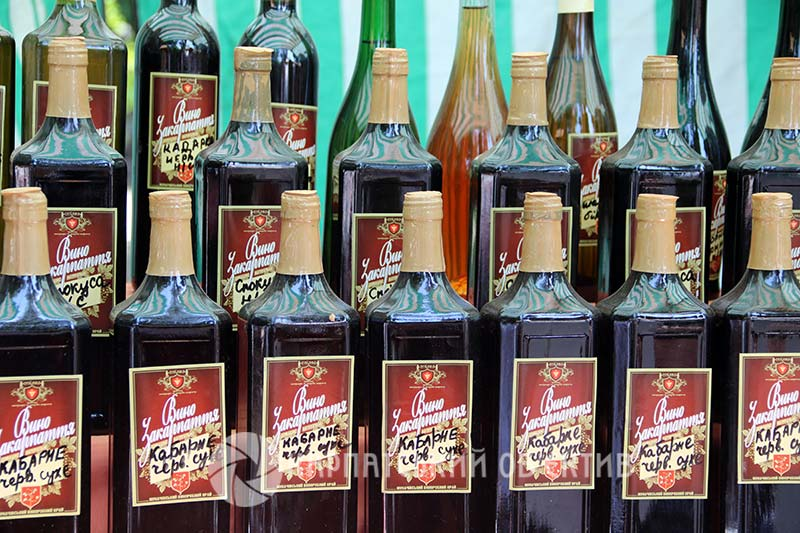 У Виноградові відгуляли традиційний фестиваль сонячного напою «Угочанська лоза»