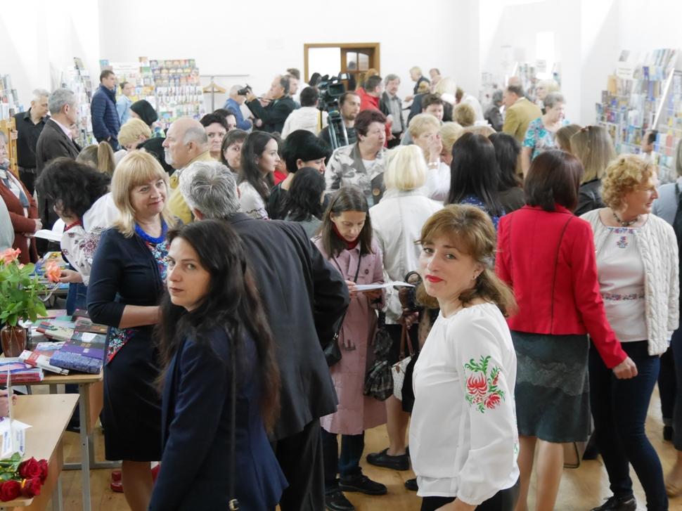 У «Совиному гнізді» офіційно відкрили фестиваль «Книга-фест-2018»