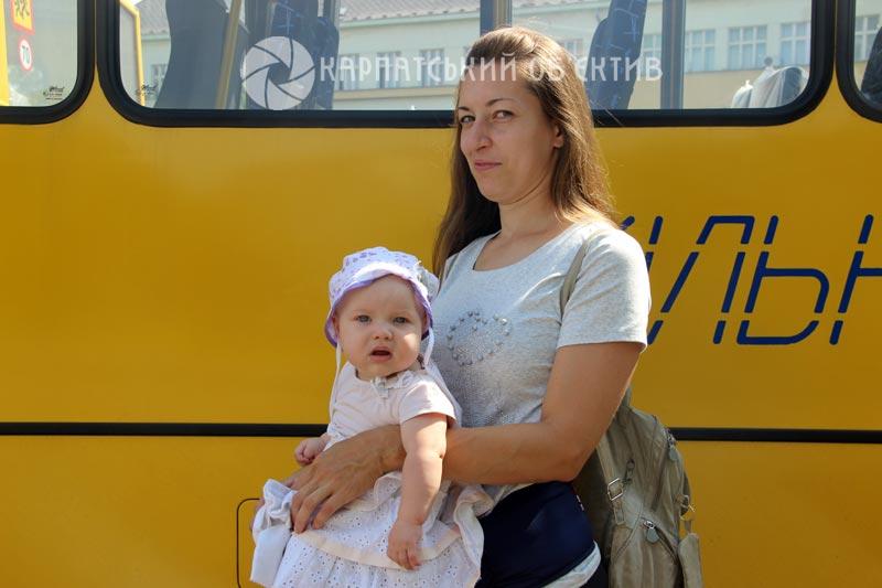 11 шкіл Закарпаття отримали новенькі автобуси
