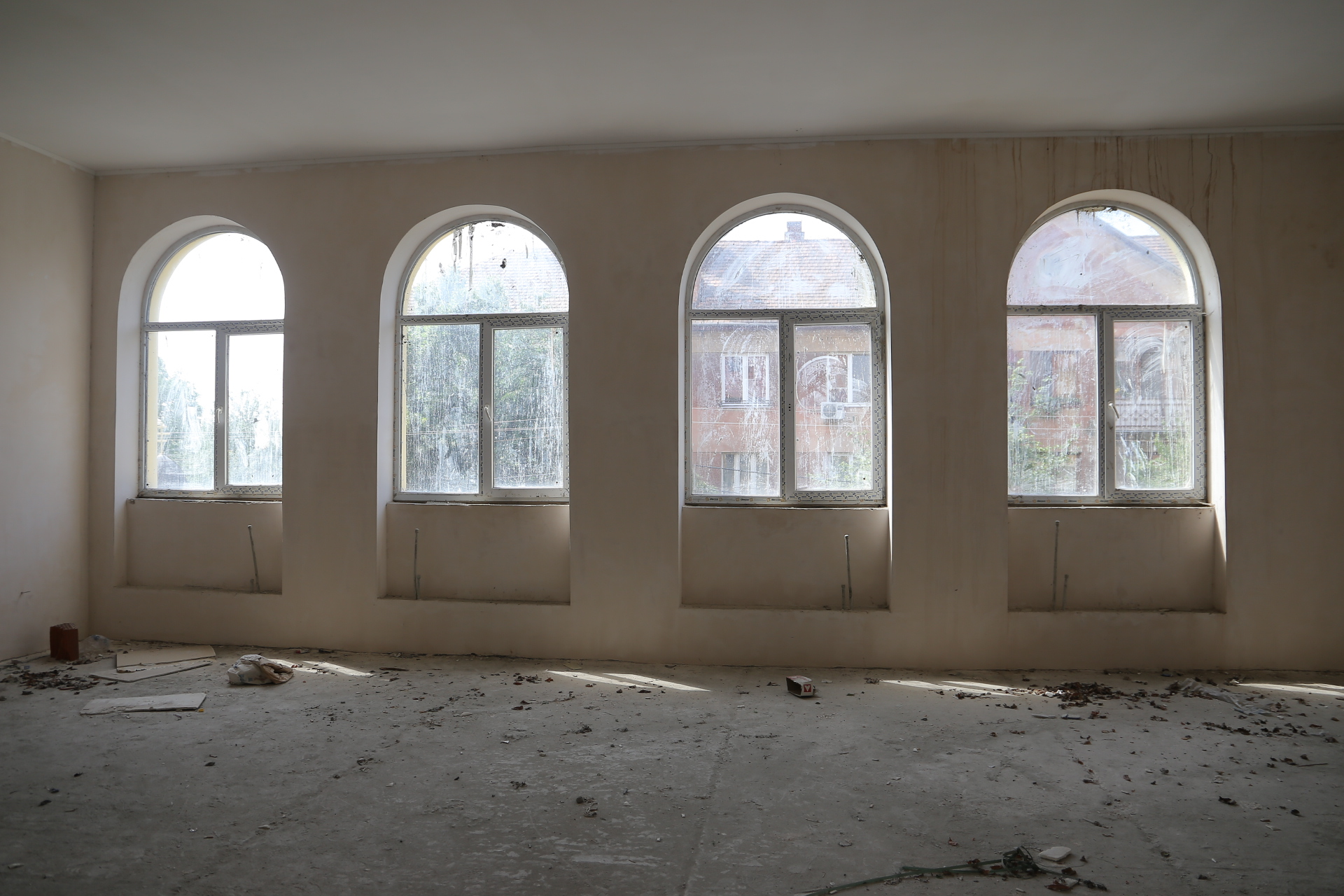 Колишній Будинок офіцерів в Мукачеві стане Палацом культури і мистецтва