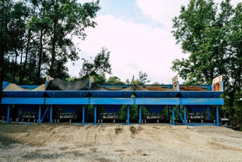 На Тячівщині запрацював новий асфальтний завод
