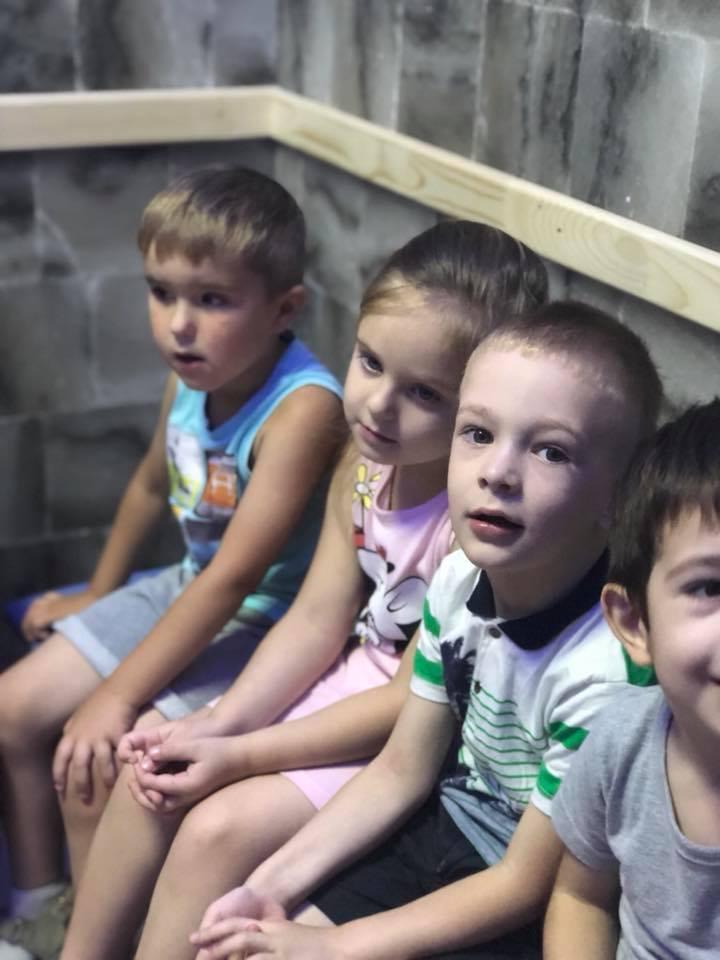 У дошкільному підрозділі Мукачівського НВК №11 запрацювала соляна кімната