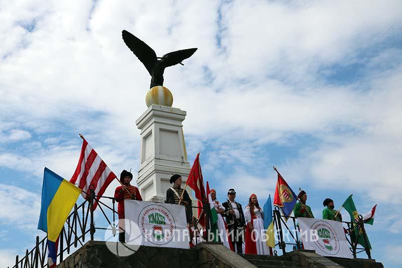 На Виноградівщині відзначили 315-ту річницю визвольної війни угорського народу