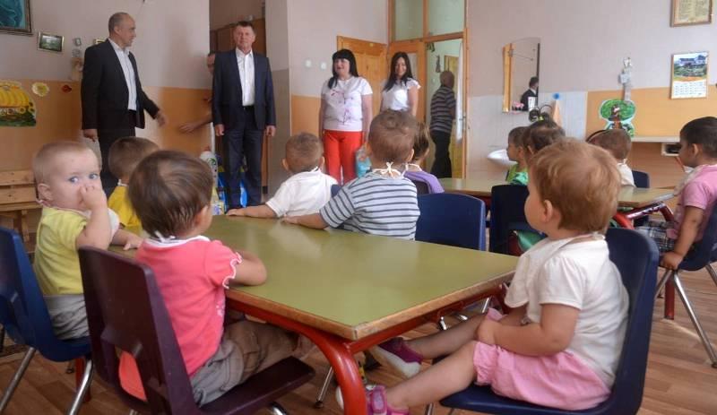 Йосип Борто особисто проінспектував обласний сиротинець у Сваляві. ФОТО