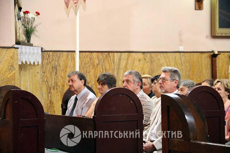 Як на Тячівщині відзначили День Cвятого Іштвана