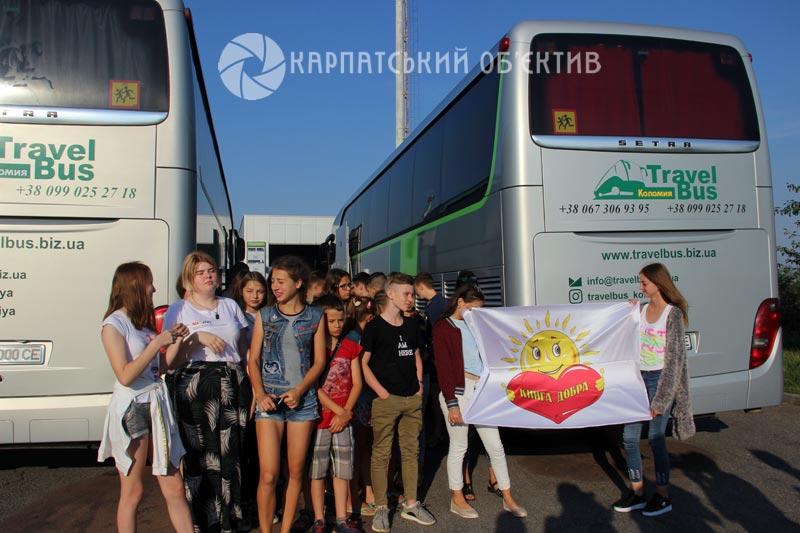 За сприяння уряду Угорщини українські діти відпочиватимуть на озері Веленце та завітають до Ватикану