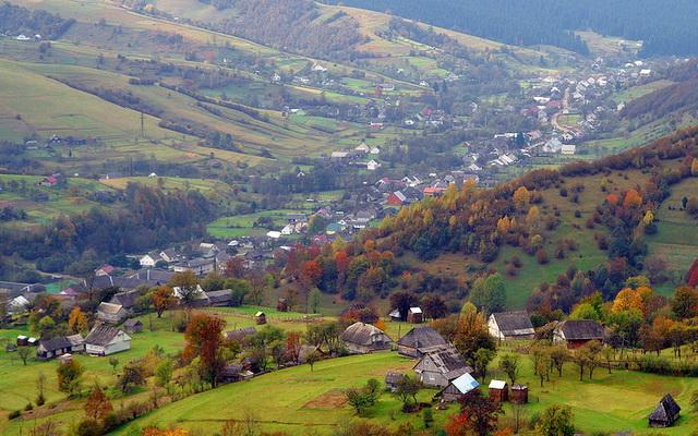 Наприкінці осені Синевир на Міжгірщині відзначатиме День села