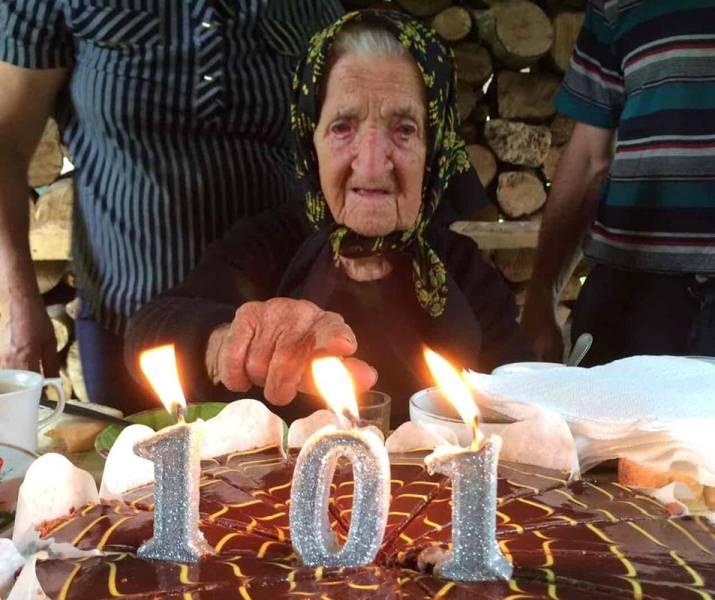 В Закарпатті проживає 21 довгожитель