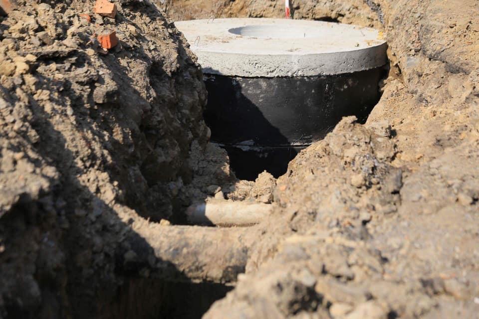 У Мукачеві ремонтують вулицю Айвазовського. ФОТО