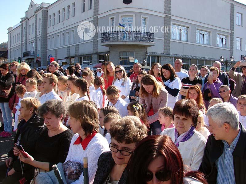 «День Бетлена» у Хусті – етнофестиваль, що об'єднує
