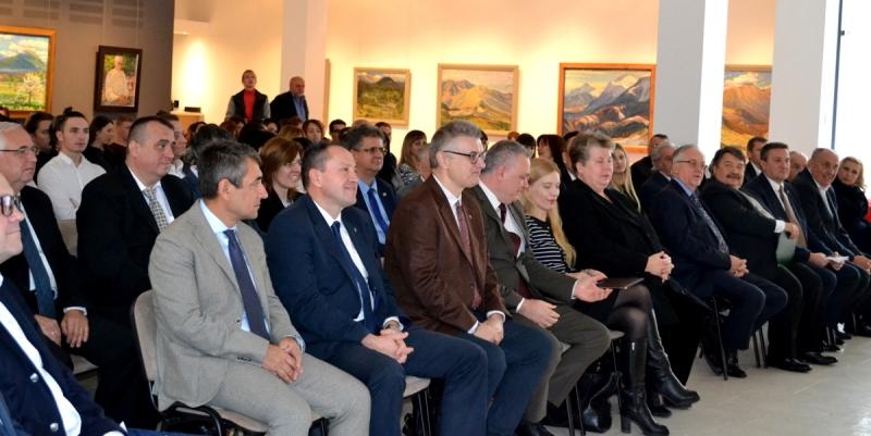Закарпатські виші стали осередком у зміцненні гармонійних двосторонніх українсько-угорських зв'язків