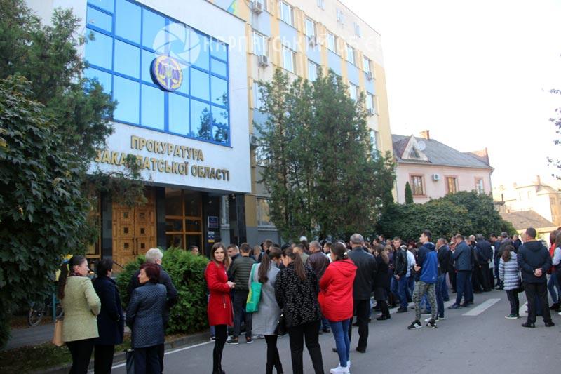 Мешканці Полянської ОТГ страйкують через водогін