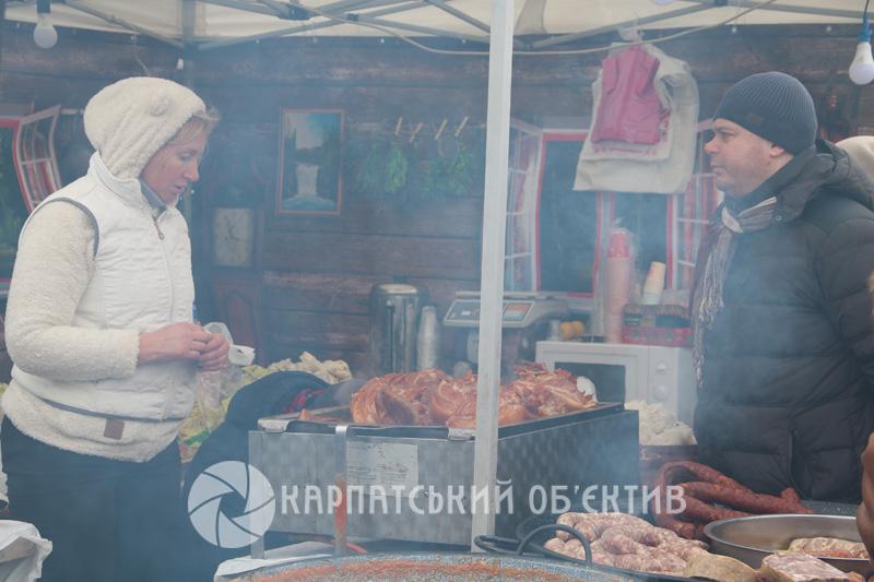 Найсмачніший фестиваль гентешів вкотре порадував відвідувачів