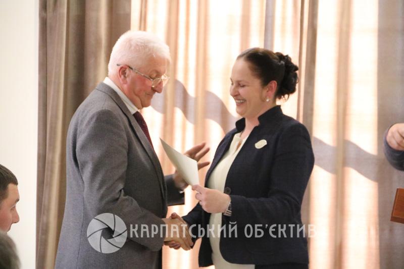На Ужгородщині провели ювілейне засідання районної організації «ТУКЗ – КМКС». Фото, Відео