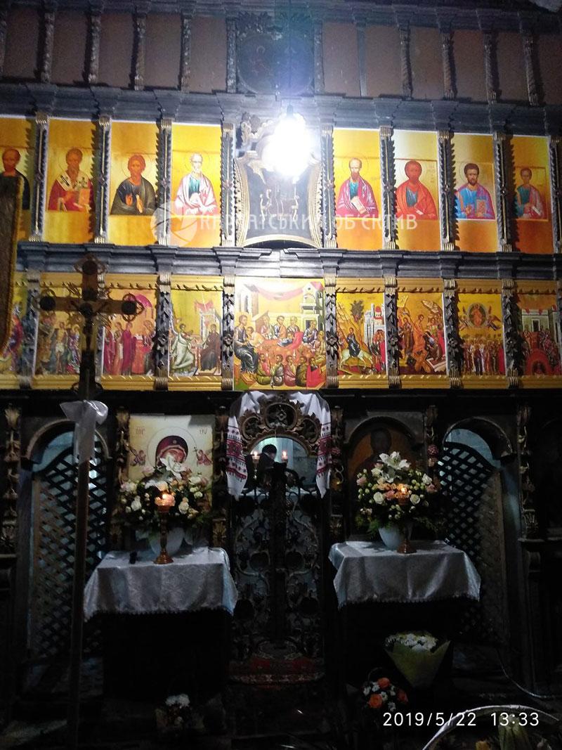 Наймолодша з дерев'яних готичних церков Хустщини відзначила 240-літній ювілей. ФОТО