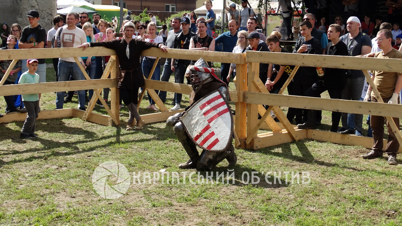 Шлях в епоху лицарів: чим дивує і приваблює гостей «Срібний Татош». Фото. Відео
