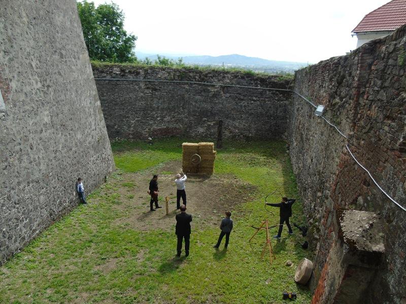 День в музеї: як в замку «Паланок» відзначали професійне свято. Фото