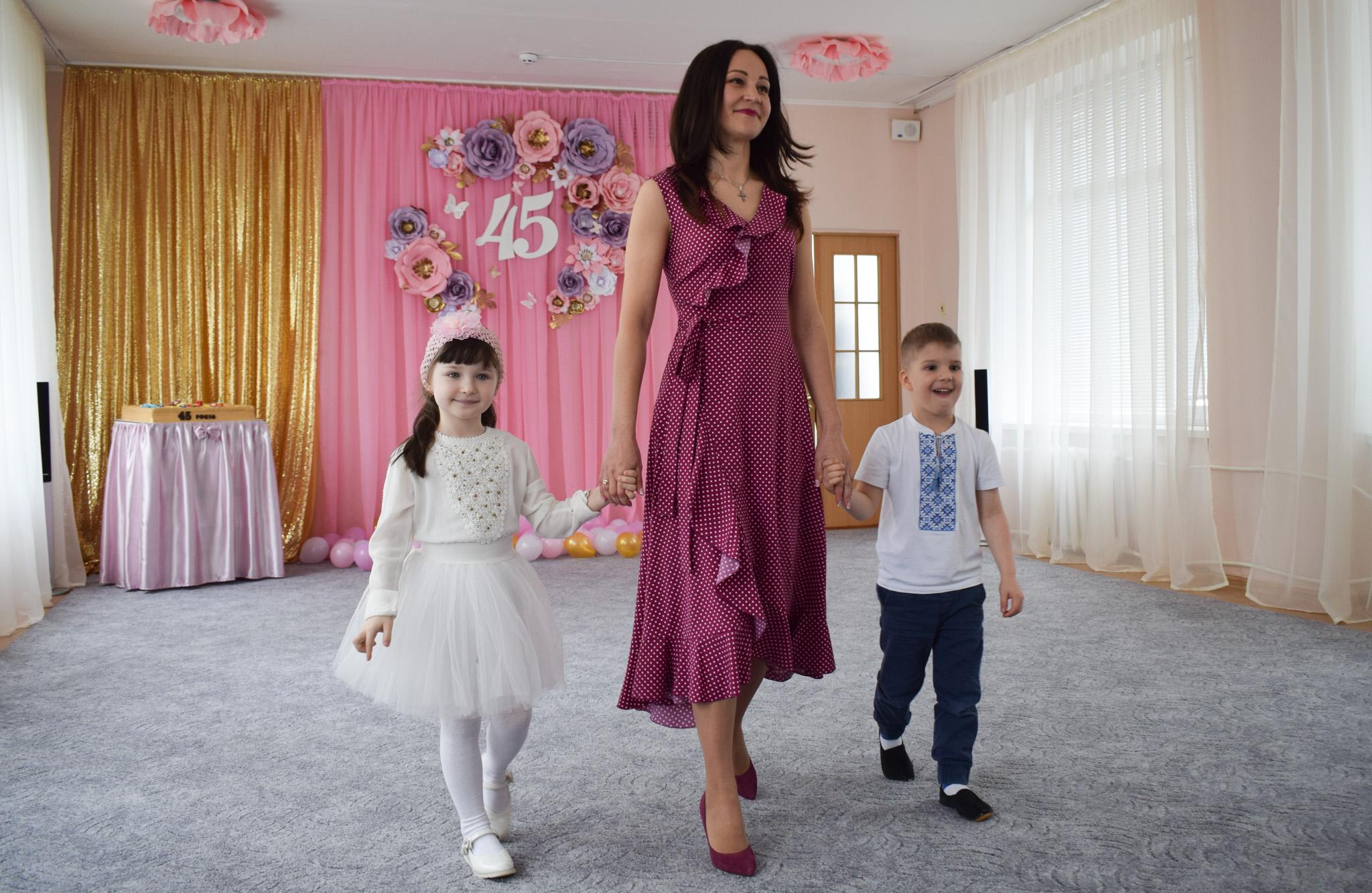 Ужгородський «Дзвіночок» відзначив ювілей