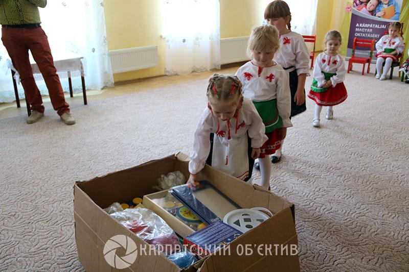 За угорського фінансування оновили ще чотири садочки Закарпаття