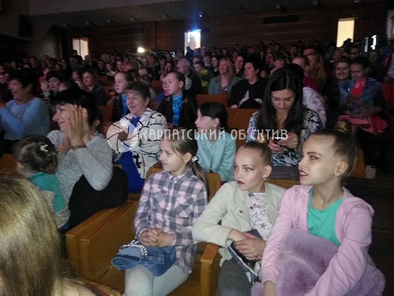 У Перечині відбувся концерт до Дня матері. Фото