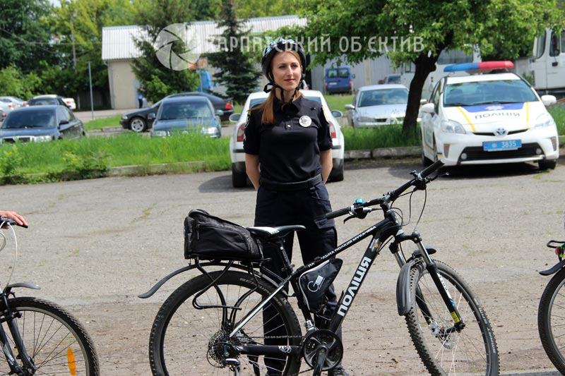 В Ужгороді та Мукачеві запрацює велопатруль