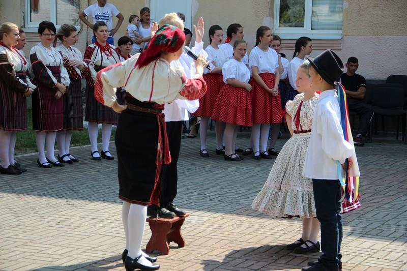 Щорічне святкування дитячого дня пройшло в Чопі. ФОТО