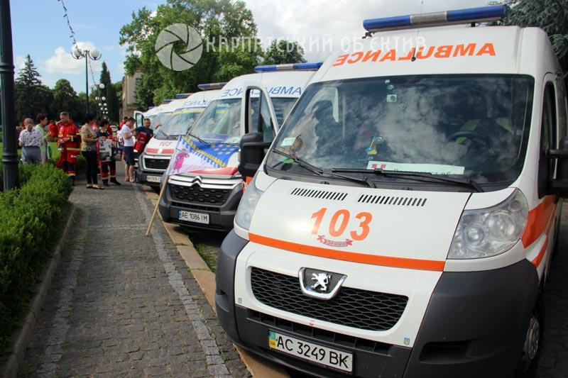 «Медичне ралі-2019»: на Закарпатті змагаються ті, хто рятує життя. ФОТО